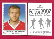 Manchester United Paul Scholes England 25